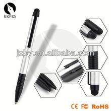soft fiber stylus pen promotional lipstick pen cheap pen refills