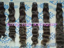 Wholesale indian loose deep wave remi hair weave