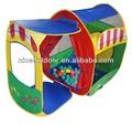 nuevo diseño de tienda de jugar casa de juegos de sala de juegos plegable para los niños niño niña