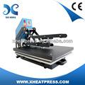 Auto- abierto de alta máquina de transferencia, la prensa del calor de las transferencias de diamante