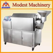 CE peanut roaster machine for roasting peanuts or groundnuts