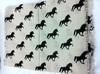 Horse Printed Scarves