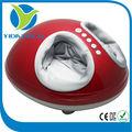 calentador eléctrico del pie y masaje