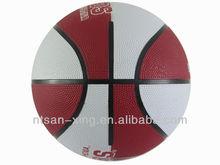 Rubber Made Basketball