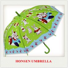 Animal cartoon pictures for kids umbrella