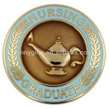 Custom metal military insignia