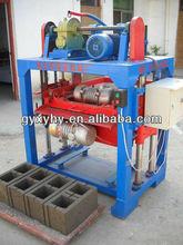2014 hongying qmj4-35b ecologico in mattoni di cemento che fa macchina