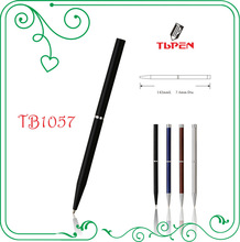 custom logo no clip pen TB1057