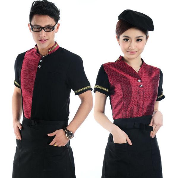 2014 Hotsell Fashion Hotel Housekeeping Uniform - Buy Uniforms For ...