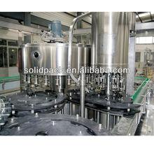 High speed automatic aluminum cap screw capping & sealing machine