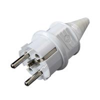 power plug German style/16A 250V IP44 Waterproof TUV /2 Pin Europe schuko Electric plug