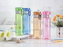 clear plastic water sport bottle,plastic sports bottle promotional