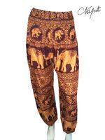 Harem pants Unisex thai pants from Chiangmai Thailand