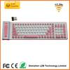 Flexible 2.4G wireless silicone Keyboard , wireless rollable keyboard, silicone wireless keyboard