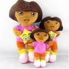 2014 wholesale factory direct Dora the Explorer plush dora ,plush doll,plush toy
