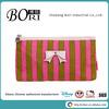 cheap Fashion nylon travel cosmetic bags women dog shaped pet waste bag
