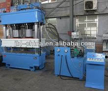 315T Metal shingle roofing tile Hydraulic press machine