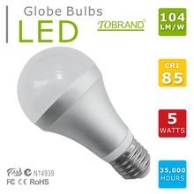 XM alloy CRI 85 e14 e27 gu10 b22 led automotive light led automotive bulb