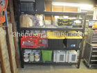 convenience store shelving, ikea metal shelves, adjustable steel shelving storage rack shelves for COSTCO