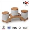 Y2729 Super White Ceramic Cruet Jar Set