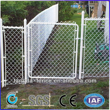 Best Selling PVC coated chain link fence (Direct Factory)