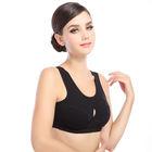 Women's Sport Cotton Bras Bra No-wired Health Wear Comfy Fabric Underwear