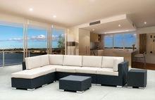 Luxury leisure living room sofa
