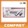 One Button Realtek RTL8192EU 802.11n 300Mbps High Power Long Range Cheap Wireless Network Adapter