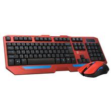 2.4GHZ Wireless Keyboard Mouse Switch USB