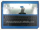 NEW Latin Keyboard for Lenovo G580 Z580 V580 G580A V580A Z580A LA laptop keyboard