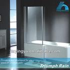 AOOC1507CL hot sale good design shower screen fixing bracket