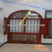 burglar proof window