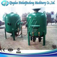 automatic sandblasting tank equipment