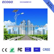 20W cree chip 3 years warranty 12V solar street light solar lighters