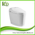 электронный интеллектуальный туалет без бачка дизайн автоматическая флеш сиденье подогревом сушильной биде бидеумный туалет