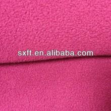 100% polyester knit fabric polar fleece
