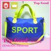 2014 fashion travel bag, sport bag, ladies sport bag