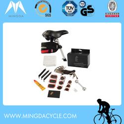2014 OEM bicycle repair tool kit with saddle bag
