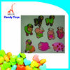 2014 Hot items sheep workpieces-magnets candy toy