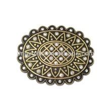 Innovative design decorative engravable belt buckles