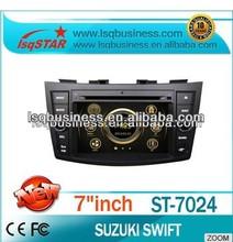 High Quality LSQ Star Car Central Multimedia For Suzuki Ertiga/Swift Manufacturer With 3g/dvd/bluetooth/tv/ipod Hot!