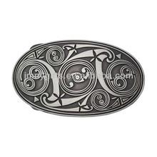 Fashion metal western belt buckles