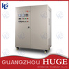 High output ozone machine for waste and water treatment