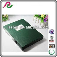 Alibaba china supplier plastic polypropylene a4 size box files