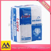 Adult Plastic Diapers/Men Women Wearing Diaper