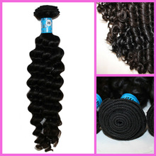 Wholesale bleachable dyeable top yaki deep wave