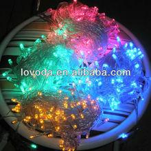 Light led decoration LIGHT CHRISTMAS multicolor/decorative led lights/led decorative serial lights