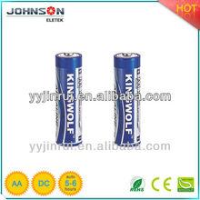 aa lr6 um3 alkaline batteries in primary