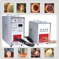 metal parcial de la forja del horno de calentamiento por inducción del generador