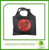 hottest eco-friendly nylon supermarket nylon foldable tote bag